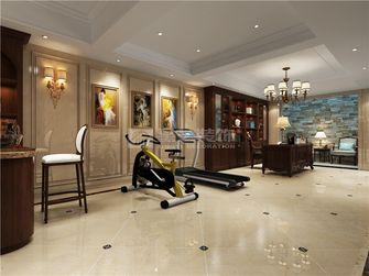 20万以上140平米别墅欧式风格健身房装修效果图