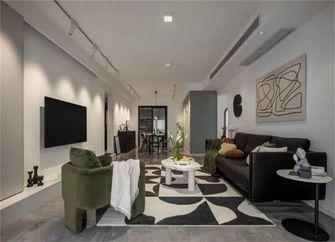 豪华型120平米三室一厅新古典风格客厅装修效果图