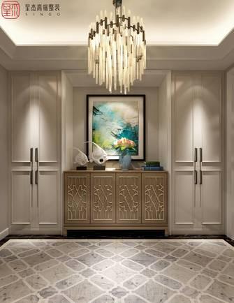 豪华型140平米别墅轻奢风格走廊欣赏图