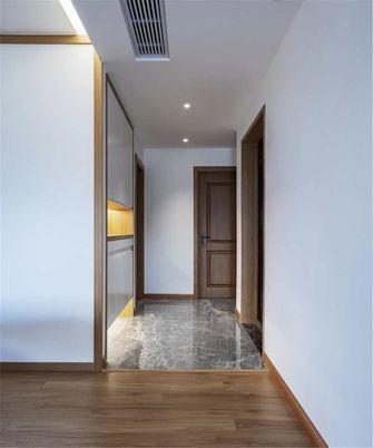 10-15万三室一厅日式风格玄关图