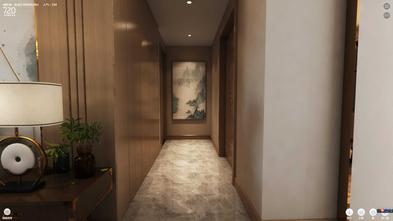 经济型130平米三室两厅中式风格走廊欣赏图