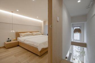 80平米复式日式风格卧室图片