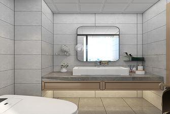 富裕型130平米三中式风格卫生间装修图片大全
