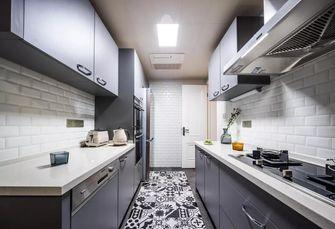140平米三欧式风格厨房欣赏图