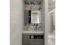 富裕型70平米混搭风格卫生间装修效果图