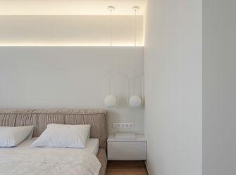 富裕型130平米三日式风格卧室装修图片大全