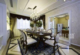 140平米欧式风格客厅效果图