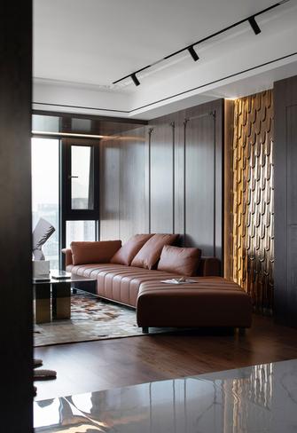 120平米欧式风格客厅图片