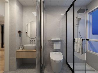 80平米三日式风格卫生间装修图片大全