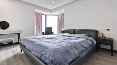 豪华型140平米三室两厅现代简约风格卧室装修效果图