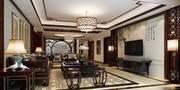 20万以上140平米四室四厅中式风格客厅图片大全