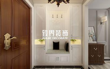 130平米四室两厅美式风格玄关装修案例