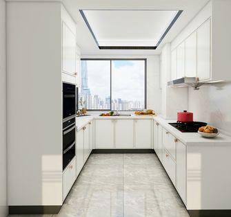豪华型四室两厅法式风格厨房效果图