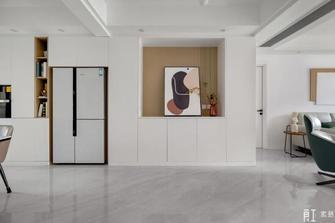 富裕型140平米四室两厅现代简约风格玄关效果图
