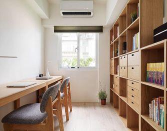 3-5万90平米日式风格书房图片大全