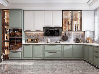 15-20万90平米三室两厅欧式风格厨房欣赏图
