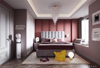 富裕型90平米新古典风格卧室图片