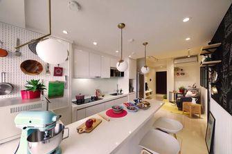经济型50平米公寓轻奢风格厨房效果图