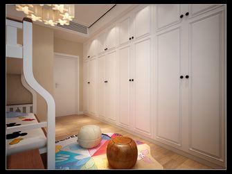 140平米四中式风格青少年房装修案例