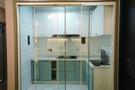 60平米公寓美式风格厨房装修案例