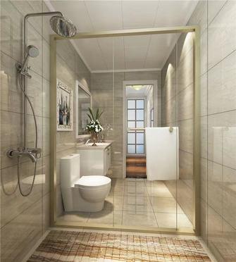15-20万140平米四室一厅法式风格卫生间欣赏图