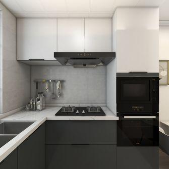 5-10万50平米一室一厅混搭风格厨房装修效果图