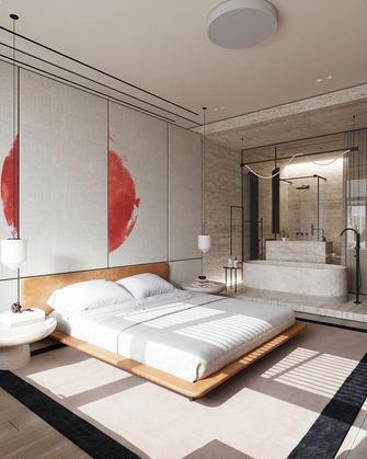 5-10万60平米一室一厅北欧风格卧室效果图