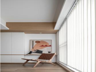 10-15万130平米三室两厅现代简约风格阳台效果图