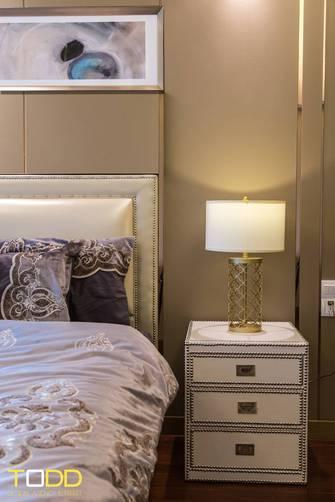 140平米四室两厅轻奢风格卧室设计图