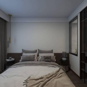 5-10万140平米四中式风格卧室设计图