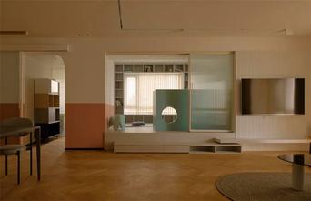 15-20万140平米四室两厅北欧风格阳光房效果图