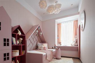 富裕型120平米四室一厅现代简约风格青少年房装修效果图
