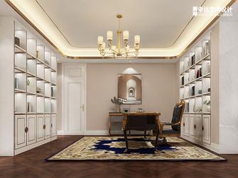 20万以上140平米别墅轻奢风格书房装修案例