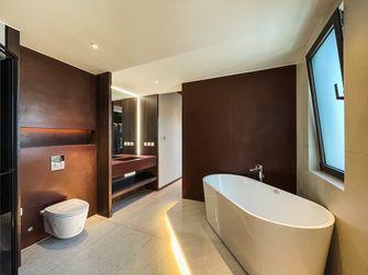 140平米三室三厅轻奢风格卫生间装修效果图