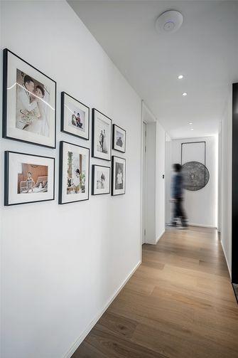 10-15万120平米三室一厅混搭风格走廊装修图片大全