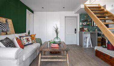 经济型50平米一室一厅田园风格客厅装修效果图