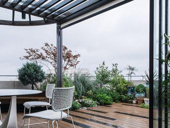 富裕型140平米四室两厅欧式风格阳台欣赏图