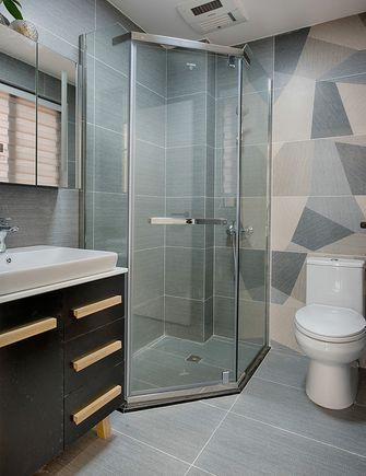 140平米四室一厅英伦风格卫生间装修图片大全