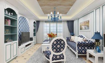90平米三地中海风格客厅装修案例