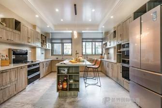 豪华型140平米别墅现代简约风格厨房装修案例