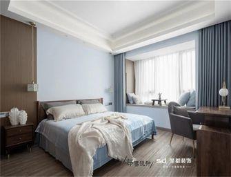 豪华型130平米四室四厅中式风格卧室装修案例