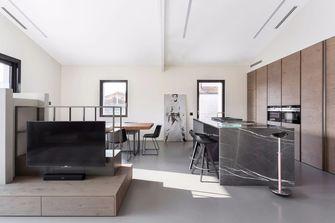 3万以下100平米三室一厅工业风风格客厅装修效果图