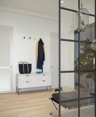10-15万70平米一室两厅北欧风格玄关装修效果图