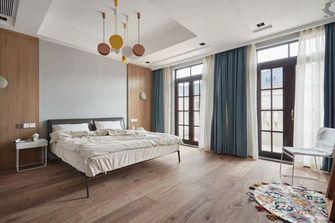 富裕型140平米四室四厅欧式风格卧室设计图