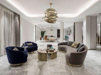 豪华型140平米别墅现代简约风格健身房欣赏图