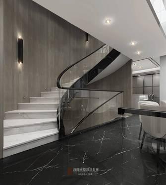 20万以上140平米复式轻奢风格楼梯间装修效果图