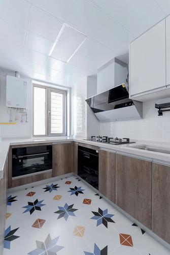 富裕型70平米三现代简约风格厨房效果图