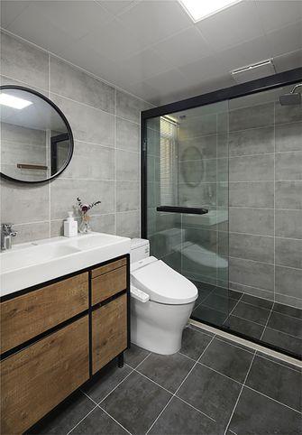130平米四室一厅现代简约风格卫生间效果图