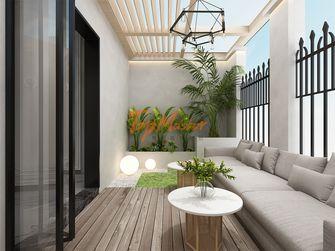 140平米法式风格阳台装修案例