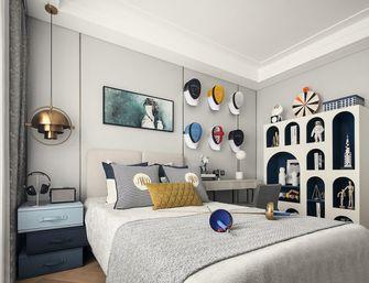 140平米四现代简约风格卧室欣赏图
